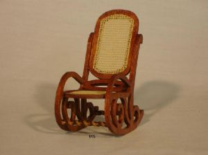 115. Bentwood Rocking Chair